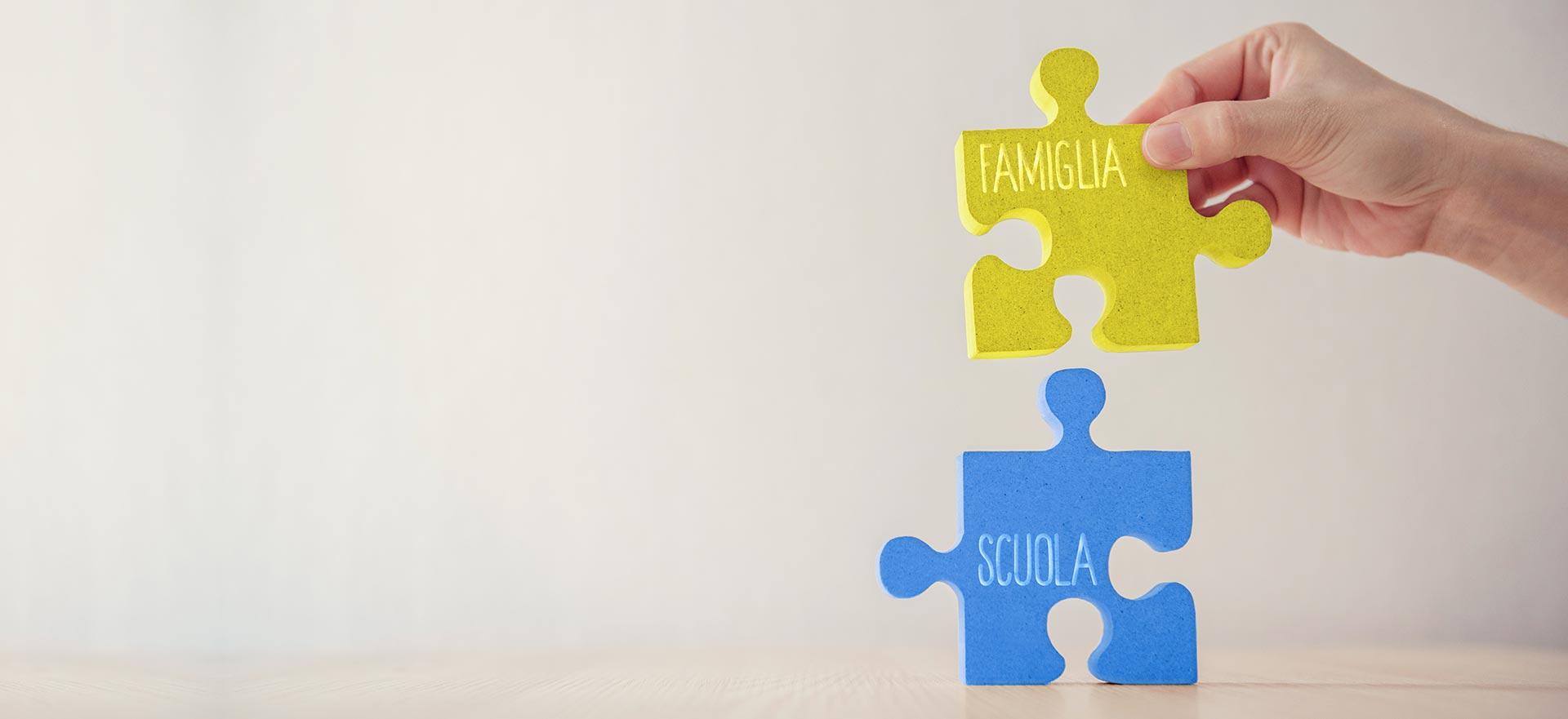 progetto scuola e famiglia